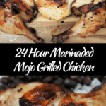 Mojo Grilled Chicken