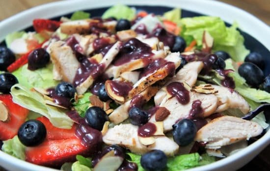 Berry Chicken Salad