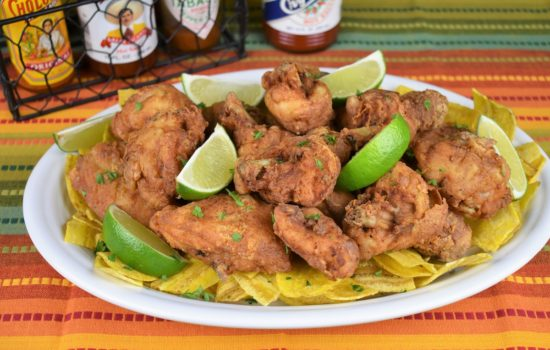 Chicharrones de Pollo
