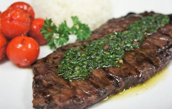 Churrasco & Chimichurri