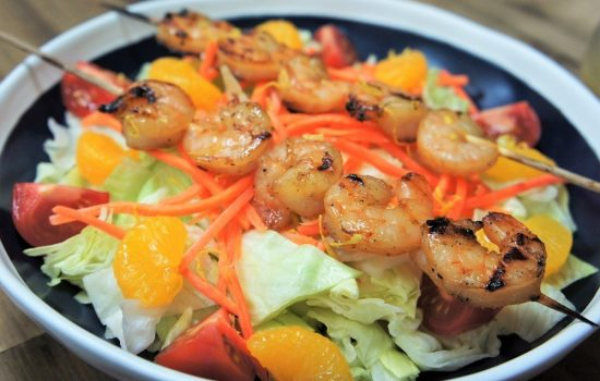 Citrus Shrimp Salad
