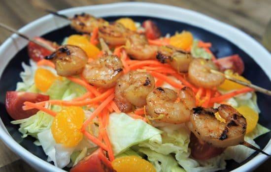 Citrus Shrimp Salad