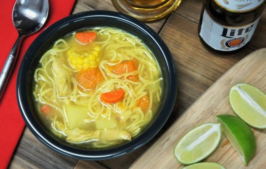 Cuban Chicken Soup (Sopa de Pollo)