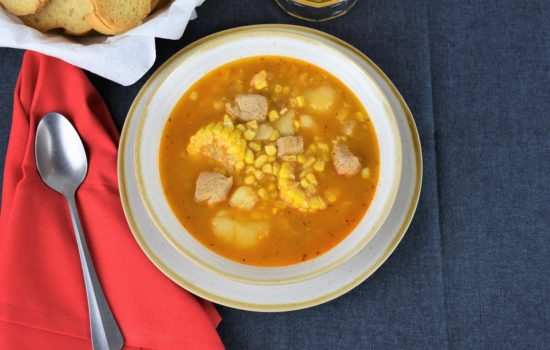 Cuban Corn Stew