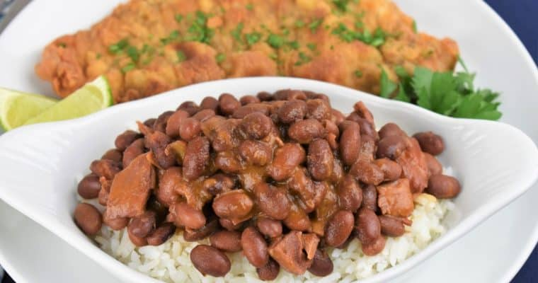 Cuban Style Red Beans