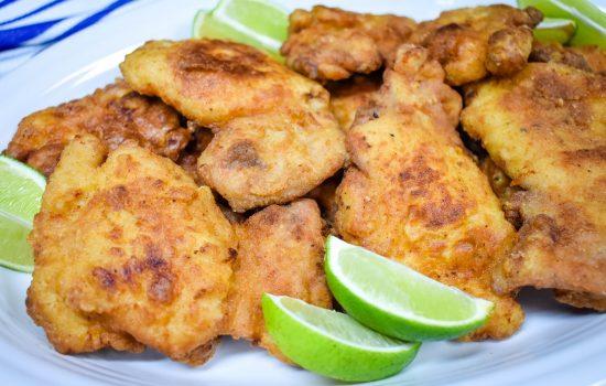 Fried Chicken Thighs