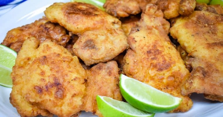 Fried Chicken Thighs