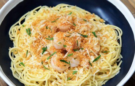 Garlic Parmesan Shrimp