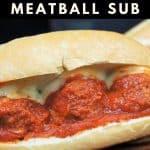 Italian Sausage Meatball Sub