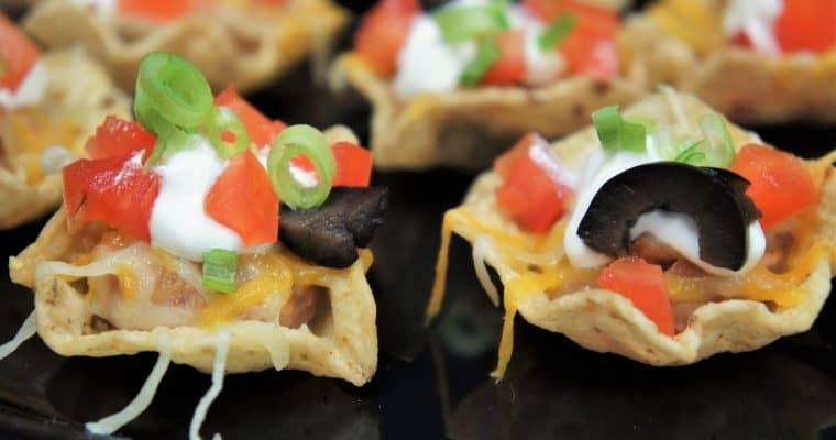 Mini Taco Bites