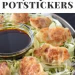 Pork Potstickers Pin