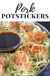 Pork Potstickers Pin