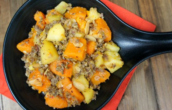 Sausage and Butternut Squash