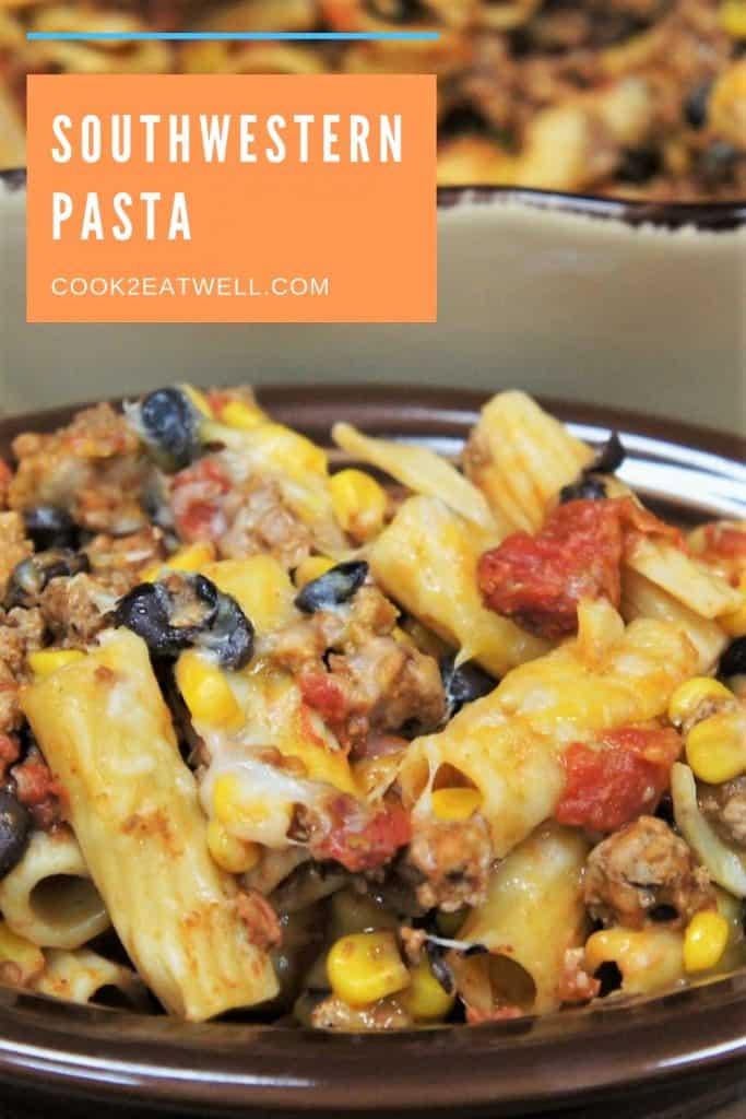 Southwestern Pasta