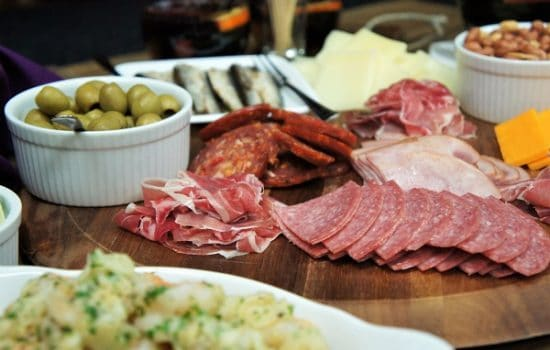 Spanish Appetizer Board