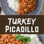 Turkey Picadillo PIN