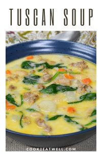 Tuscan Soup Pin