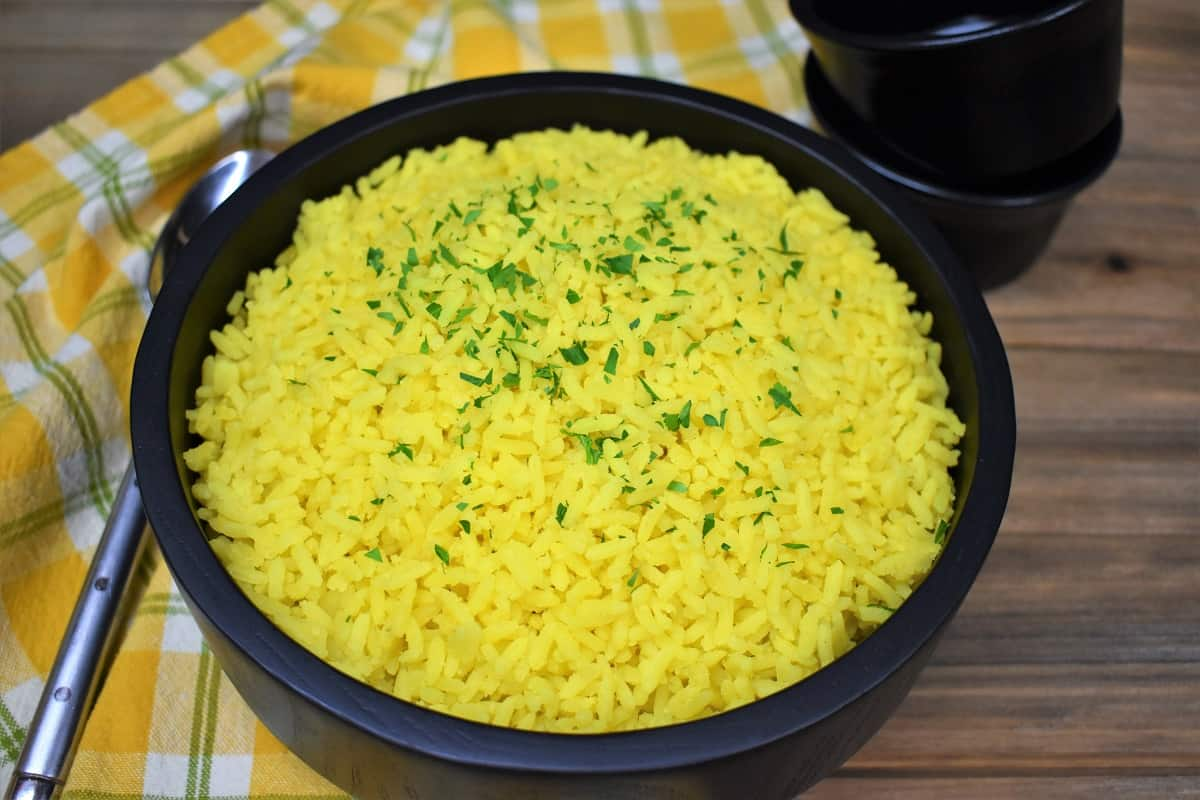 Yellow Rice Cook2eatwell