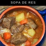 Cuban Style Beef Soup