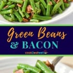 green beans and bacon pin
