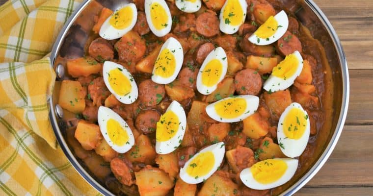 Sausage and Potatoes Skillet