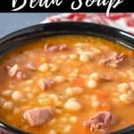 Navy Bean Soup Pin