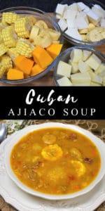 Ajiaco Soup