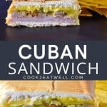 Cuban Sandwich Pin Image