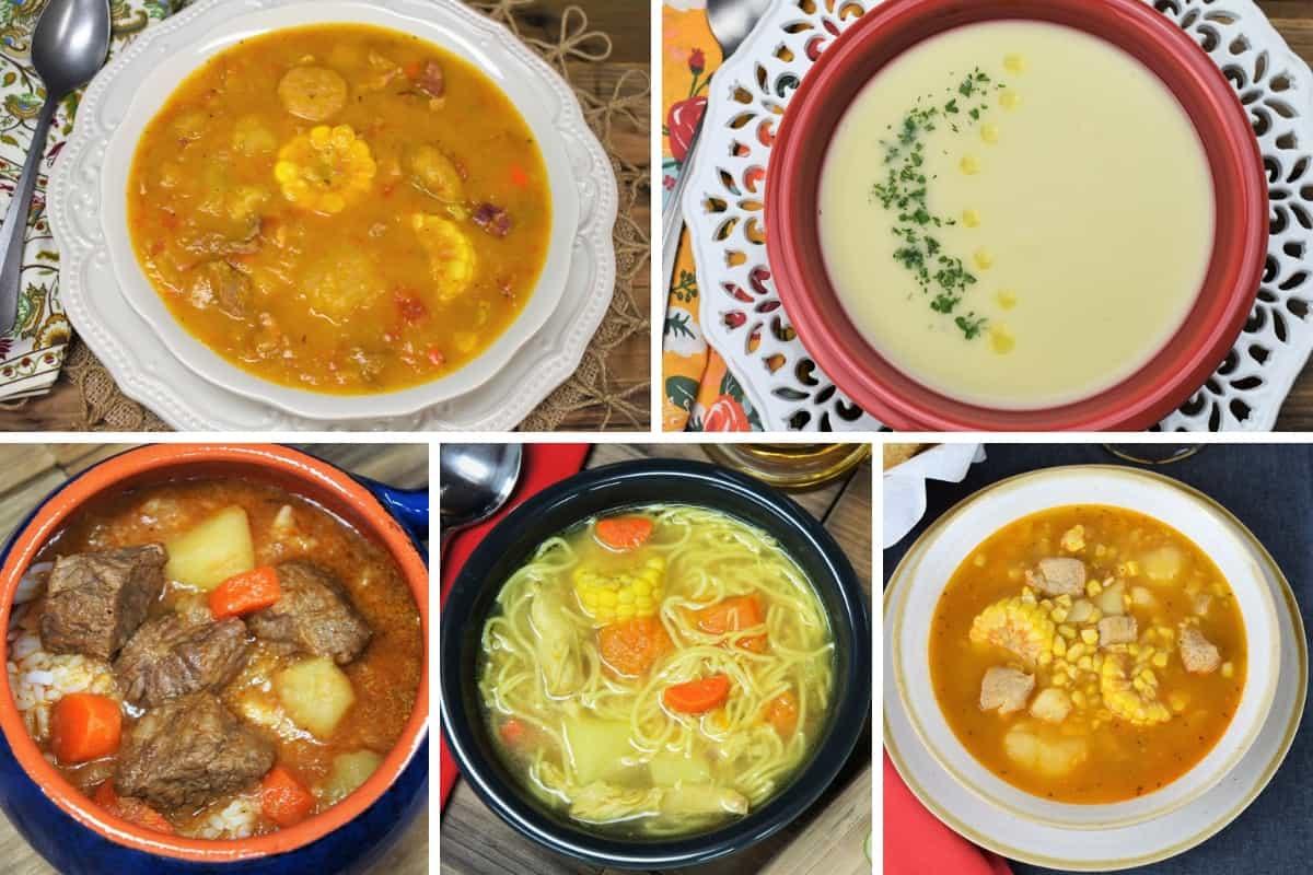Cuban Soups