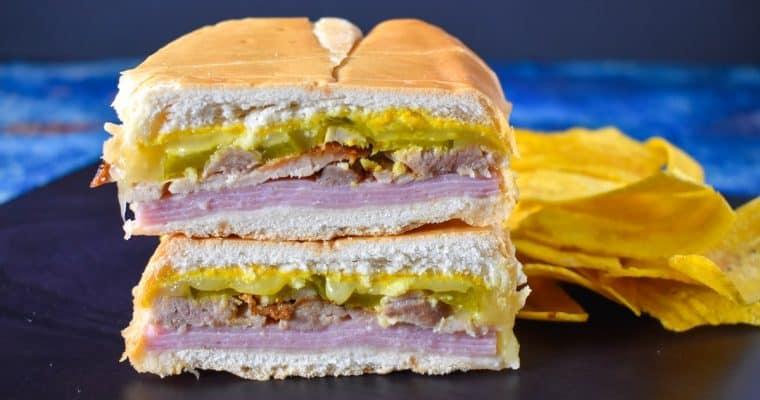 Cuban Sandwich (Cubano)