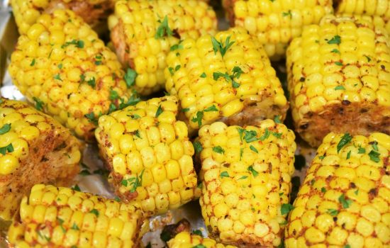 Seasoned Corn