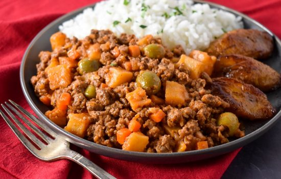 Cuban Picadillo