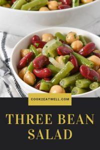 Three Bean Salad Pin