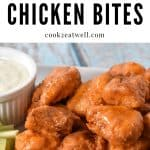 Buffalo Chicken Bites Pin