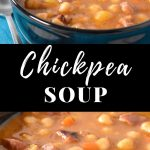 Chickpea Soup Pin