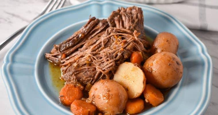 Stovetop Pot Roast