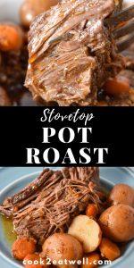 Stovetop Pot Roast Pin