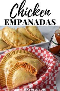 Chicken Empanadas Pin