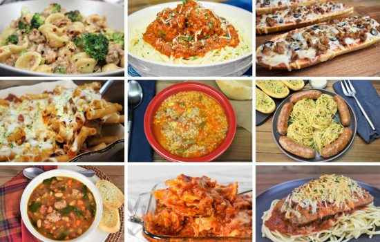 14 Italian Sausage Recipes