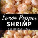 Lemon Pepper Shrimp Pin