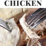 Poached Chicken Pin