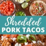 Shredded Pork Tacos Pin