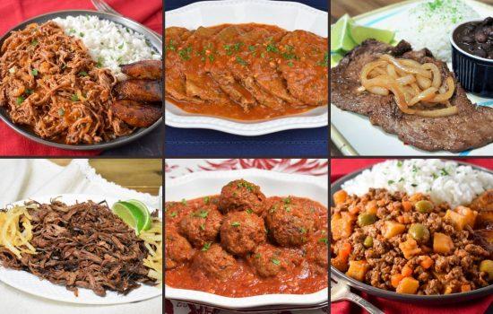 Cuban Beef Recipes