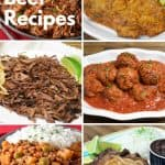 Cuban Beef Recipes Pin