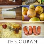 Cuban Food Pantry Pin