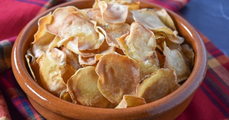 Malanga Chips