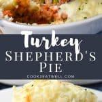 Turkey Shepherd's Pie Pin Image